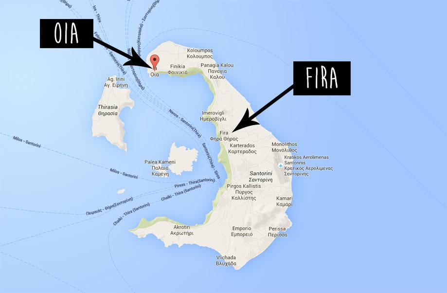Santorini Mega Impresionante Paraiso Azul Viajeros